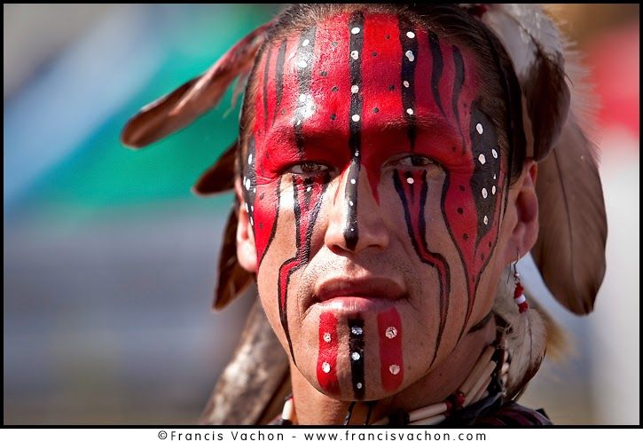 White Wolf : Sacred Meaning of Indigenous Face Paints: 22 Painted Faces That Tell Stories