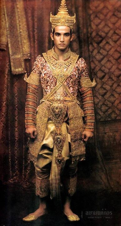 Tradition Thai costume