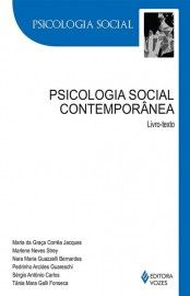 Baixar Livro Psicologia Social Contemporânea - Maria da Graça em Pdf, mobi e epub