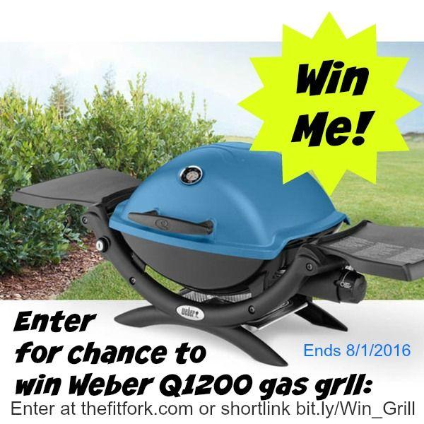 win weber grill