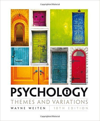 14 best psychology images on pinterest test bank for psychology 10th edition by carole wade carol tavris fandeluxe Image collections