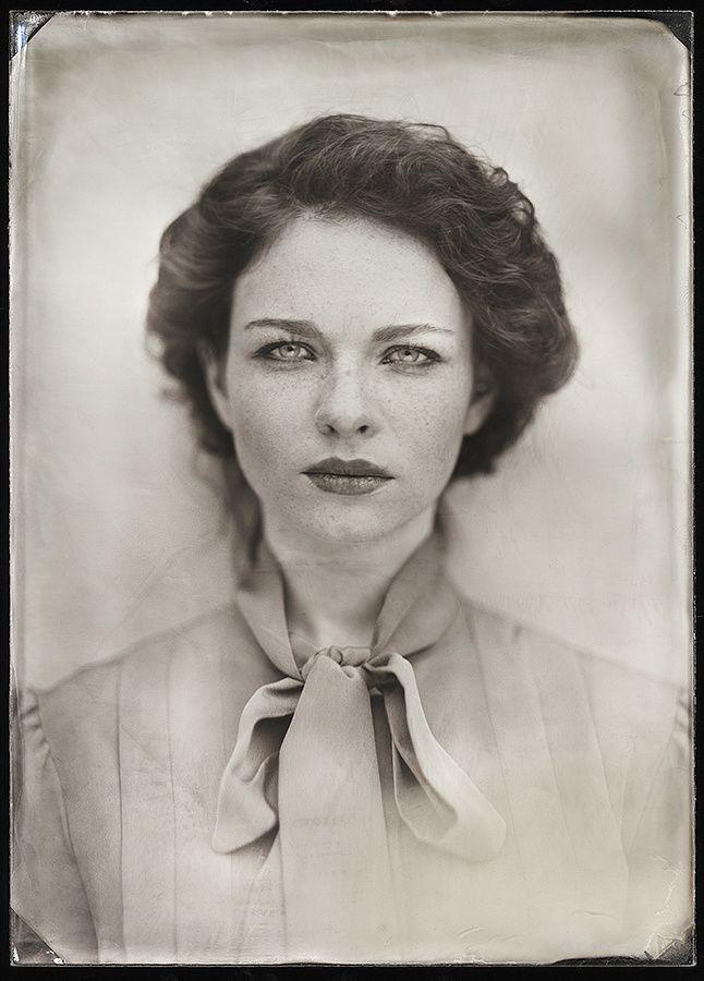 Pawel Smialek - Wet Plate Portraits | LensCulture