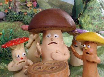 Capelito, le champignon magique, en VOD, DVD - ARTE Boutique