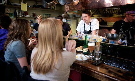 Top 10 restaurants in Portland - The Guardian