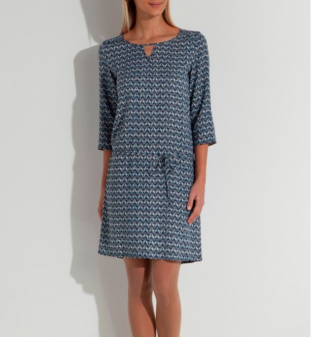 robe tunique imprime fluide pour femme robes sur gdm grain de malice - Tunique Colore Femme