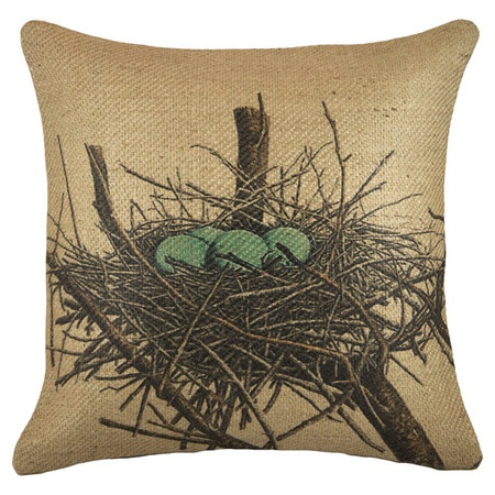 Nest Pillow.