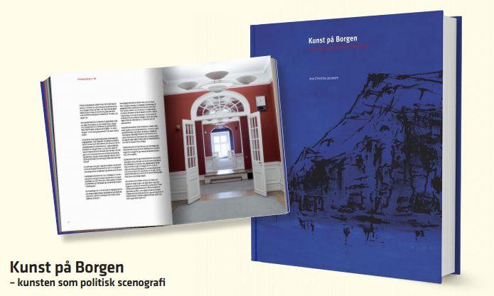 Kunst på Borgen – kunsten som politisk scenografi - Permild & Rosengreen