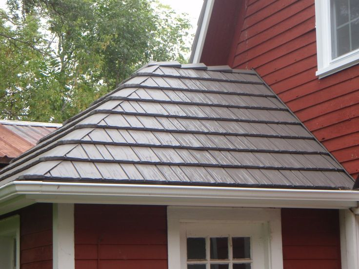 This Gray Charcoal Is A Nice Accent For This Red MN Home With White Trim.  Itu0027s Another One Of Our Minneapolis St.