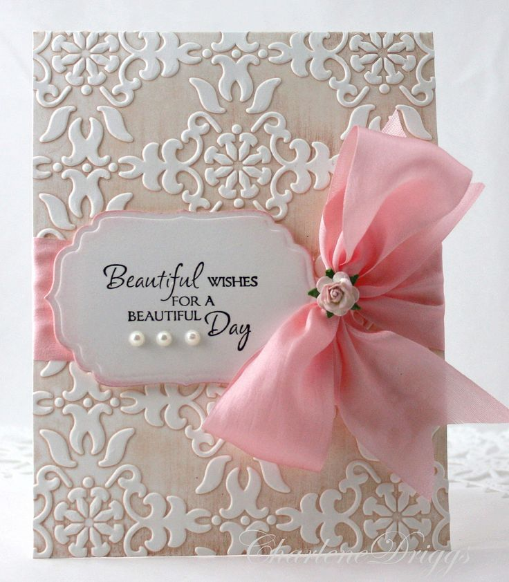 17 Best Ideas About Wedding Cards Handmade On Pinterest