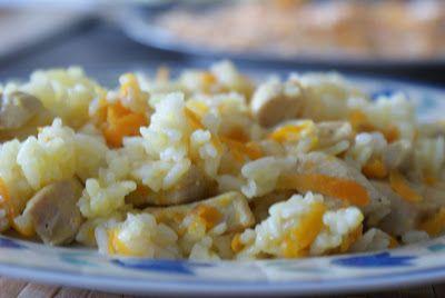 Kuchnia Izy: Pilaw uzbecki