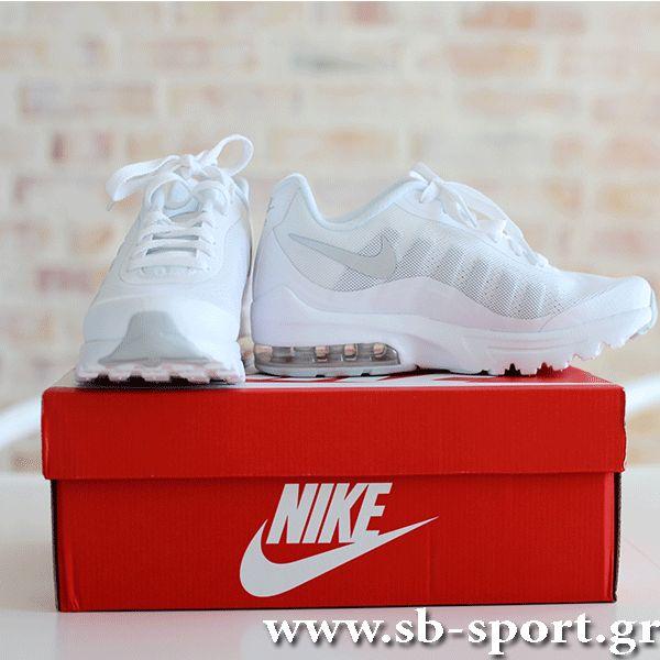 Nike WMNS Air Max Invigor (749866-100) To Νike Air Max Invigor είναι ιδανικό για όσους αναζητούν ένα άνετο αθλητικό παπούτσι για τις καθημερινές τους προπονήσεις. Η κατασκευή του βοηθά στη φυσική κίνηση και στη καλύτερη στήριξη του ποδιού ενώ παρέχει και καλή αντικραδασμική προστασία. Δωρεάν μεταφορικά!!! Αγορές Online στο www.sb-sport.gr. Αφήστε μήνυμα στη σελίδα μας ή Καλέστε μας τώρα: 2634302001.