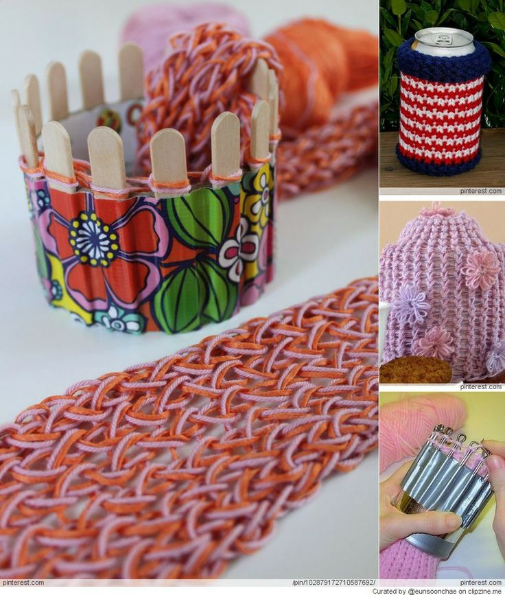Easy Loom Knitting Ideas : Best images about projects to try on pinterest