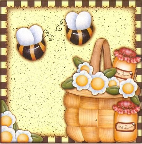 181 best spring and easter tole painting patterns and clip - Pintura para decoupage ...