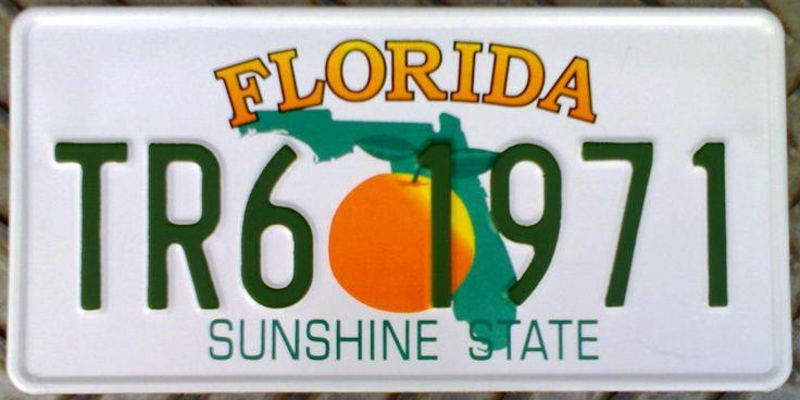 #doyouknow Jeruk merupakan produk pertanian utama dari negara bagian Florida, Amerika Serikat. Oleh karena itu, plat mobil Florida biasanya bergambar jeruk.