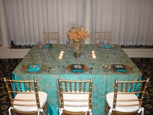 17 best images about teal and gold teal and gold on for Turquoise gold wedding theme