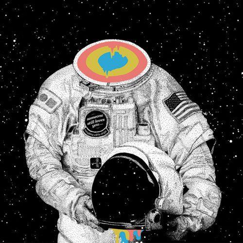 astronaut in space art - photo #33