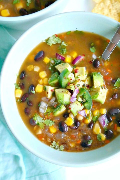 1501 best homemade soup recipes images on pinterest soups cabbage 11 go to black bean soup recipes youll want to make tonight sisterspd