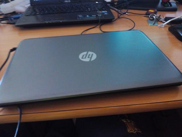 INFORMATICA INTEGRAL OURENSE: Reparación de Laptop HP