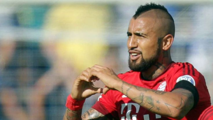 Arturo Vidal, FC Bayern