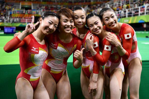 【リオ2016】体操女子団体、7位で決勝へ!田中理恵「すごくよかった!!」 #体操 #リオ五輪