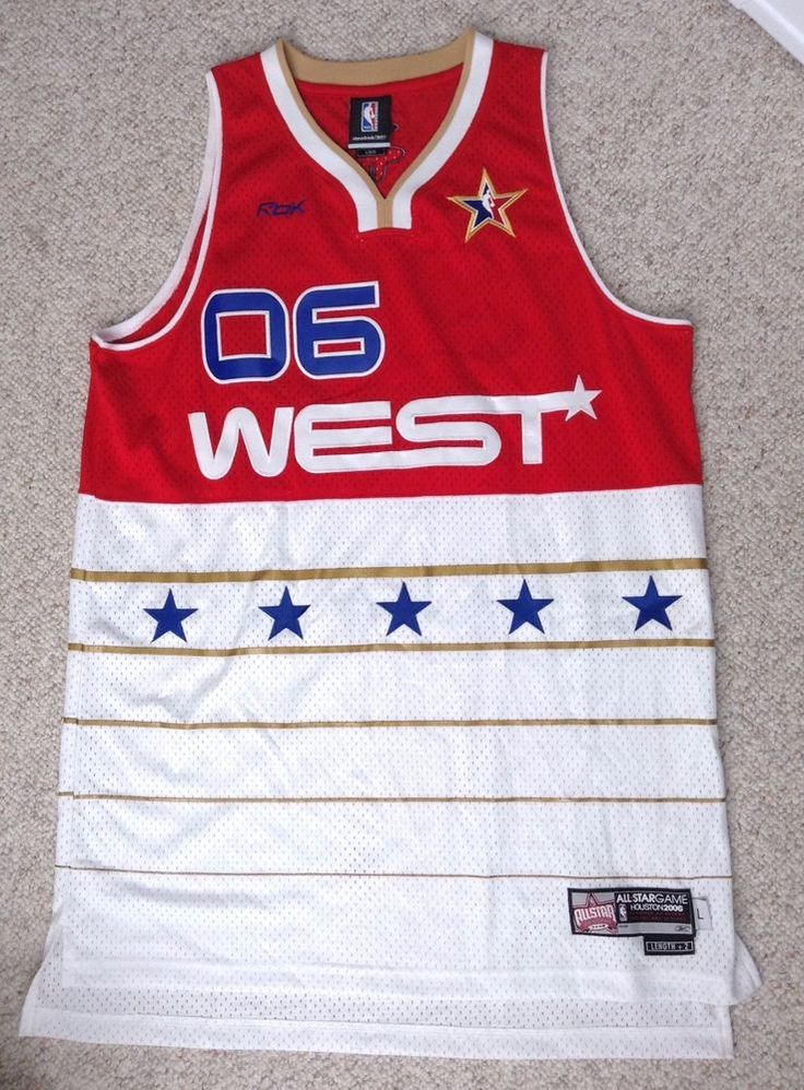 74b023e5a ... adidas Youth Swingman Alternate Jersey - Dinos Sports Fan nwot 2006 NBA  WEST ALL-STAR GAME JERSEY Houston 06 Western Conference MENS LRG ...