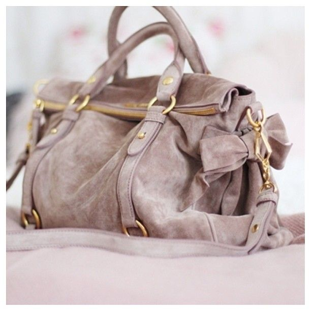 Miu Miu Bag Grey