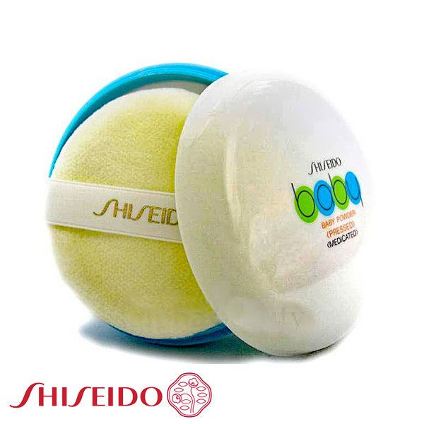 Baby Shiseido Japan Baby Pressed Powder With Soft Puff 50g Jaip Pressed Powder Shiseido Baby Powder