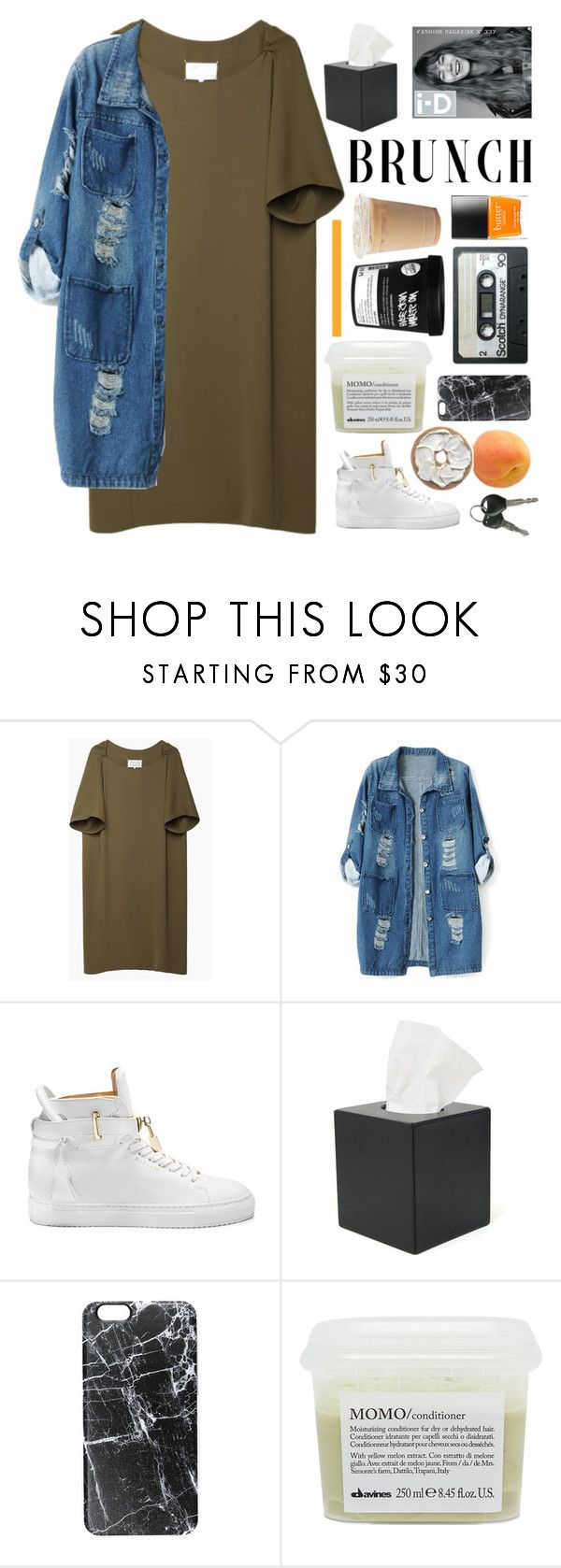"""Broken hearts rain on our angelic flies"" by lolalevjesrcna ❤ liked on Polyvore featuring Maison Margiela, Chicnova Fashion, BUSCEMI, Royce Leather, Casetify, Butter London, Davines, philosoqhytags, nicolewantstoseethis and life"