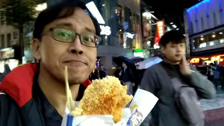 Taiwan Travel Vlog Part 3: XiMenDing Street Foods  5 street foods you must try in XiMenDing at night. On a cold wet night the buzzling night life continues. With giant flashing billboards it's like NY times square to me. We are here to taste some classic Taiwanese snacks. So this is a vlog of me just sharing my eats. https://youtu.be/Z2FbF-8ChkY My favorite among all is the Stinky Tofu. What's your favorite Taiwan Street food?