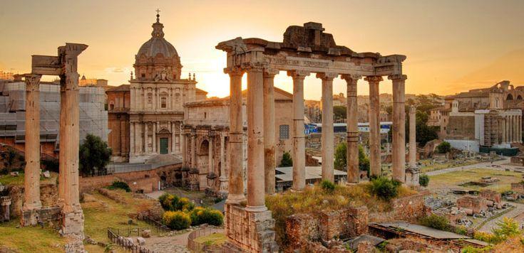 Qué ver en el Foro Romano, maravilla de Roma - http://www.absolutitalia.com/que-ver-en-el-foro-romano-maravilla-de-roma/