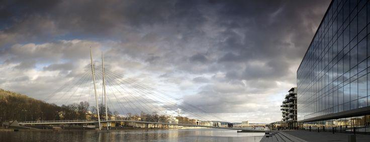 Ypsilon bridge by Lidia, Leszek Derda on 500px