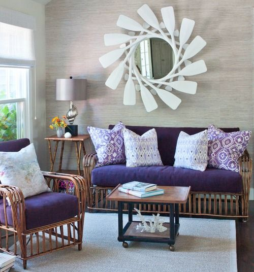purple accents in living room 279 best coastal living rooms images on 19099