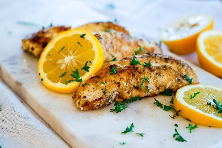 This fish has a lovely golden crust with a zingy lemon flavor which you just can't beat on a nice piece of fresh fish. The best you've ever tried!