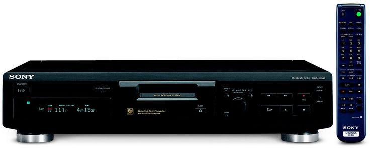 Sony Minidisc MDS-JE520 (Te koop)
