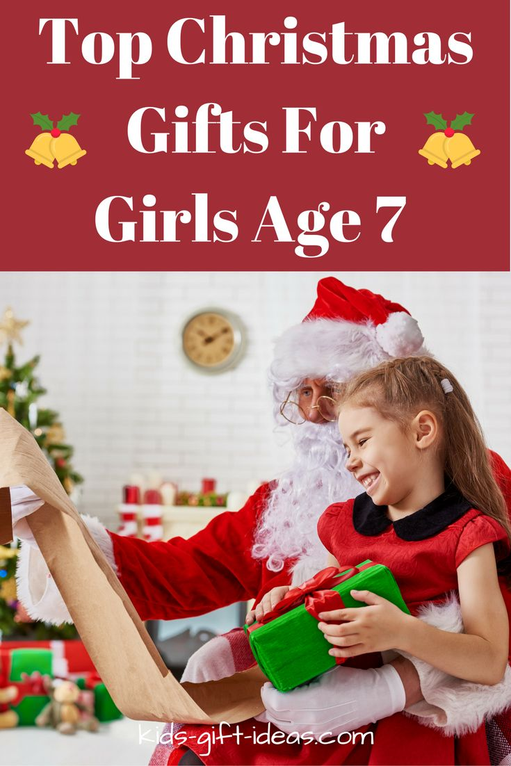Great Gifts For 7 Year Old Girls Birthdays & Christmas   awesome ...
