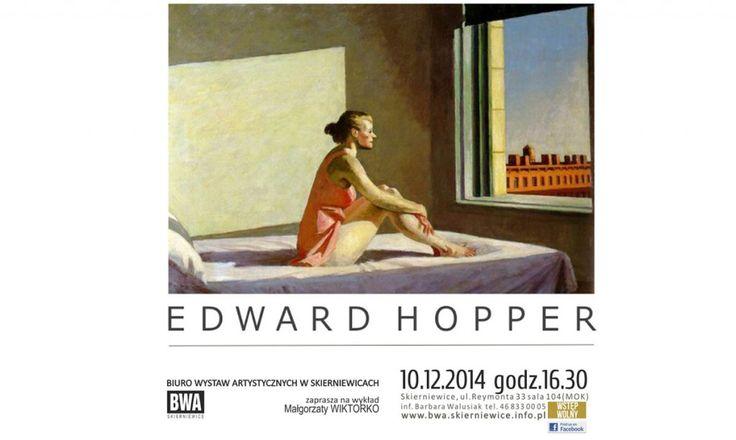 Wykład BWA – EDWARD HOPPER