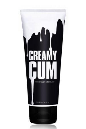 Boutique Plaisir > Lubrifiant intime Creamy Cum