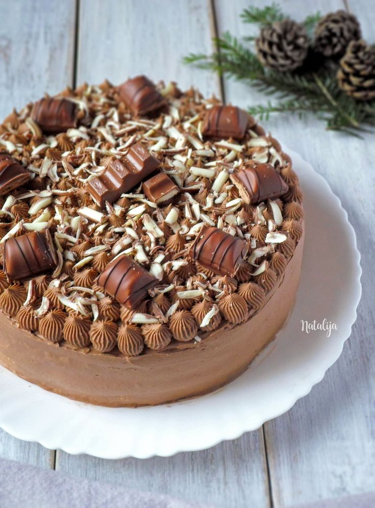 Estremamente The 25+ best Kinder bueno cake ideas on Pinterest | Bueno cake  KL74