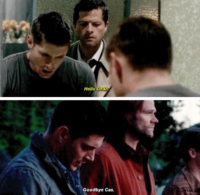 Hells Yeah Winchesters: Supernatural Season 13. So Sad Already