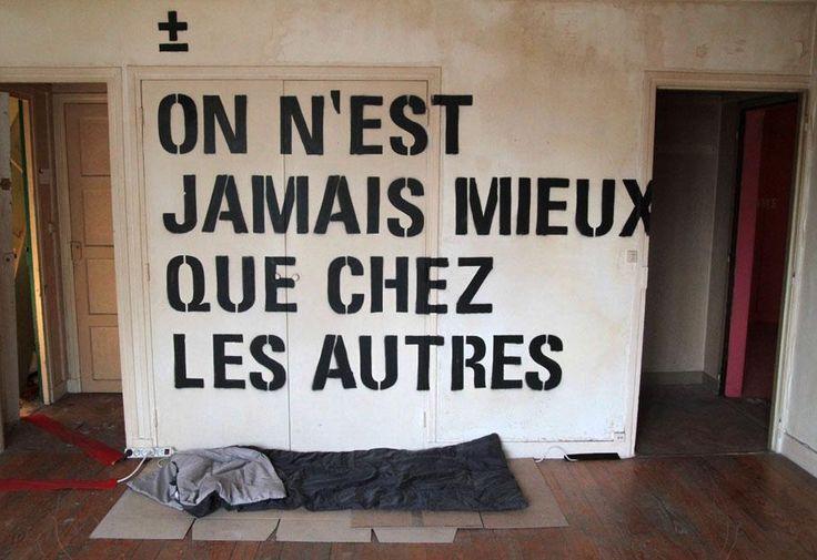 """""""Tour Paris 13"""", l'exposition qui s'autodétruira dans un mois"""