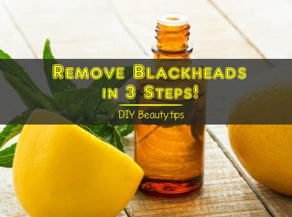 Remove Blackheads in Just 3 Steps! – Simple, affor…