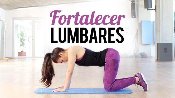 (18-2) Fortalecer los lumbares y espalda | 9 minutos