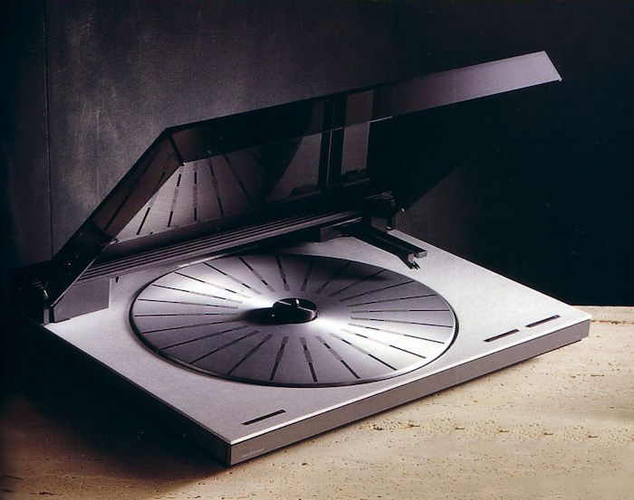 B & O Products Are Timelessly Elegant  Behold The Beograph TX 2 Linear Tracking Turntable.  I happen to have this gem..