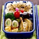 Gyoza Bento 饺子 弁 当