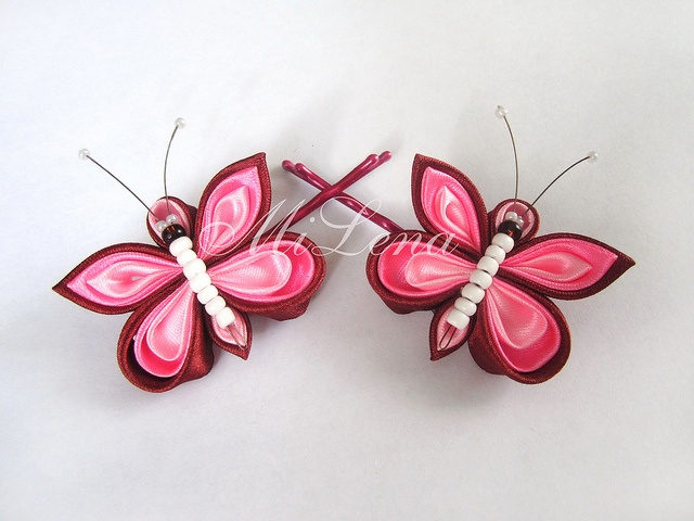 Mariposa Kanzashi