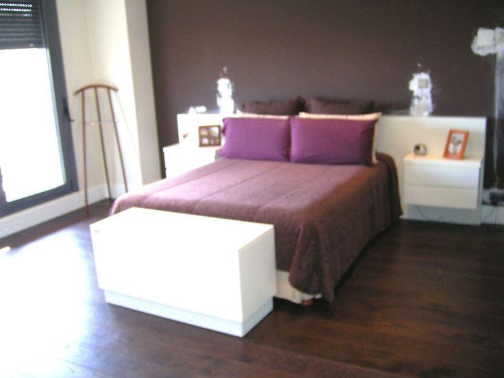 As 25 melhores ideias de sofa cama conforama no pinterest - Cabecero mesillas integradas ...