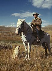 devotees of all things western. Well-written posts, evocative photos