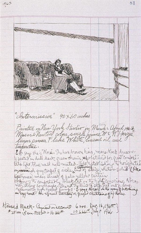 211 best Edward Hopper images on Pinterest | American art, Edward ...