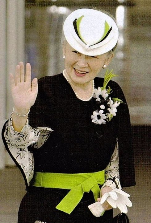 black Empress Michiko