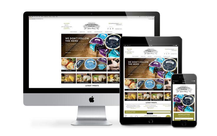 32 best web design images on pinterest design web design websites shepherds purse branding packaging design designed by robot food robot fandeluxe Gallery